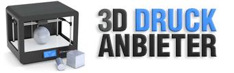 3D Druck Anbieter – 3D Druckereien im Vergleich